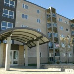 Phase 1, Front Entrance