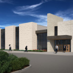 Artist Rendering.  Courtesy of FT3 Architects