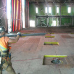 Structural Floor Slab